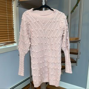 17f8437cdb5 Dresses - Zimmermann like fleeting bauble puff sweater dress